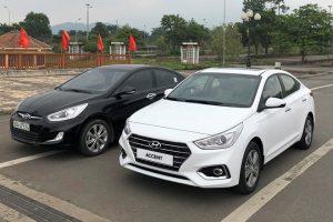 Hyundai Accent 2018 xuất hiện trên đường phố trước ngày ra mắt