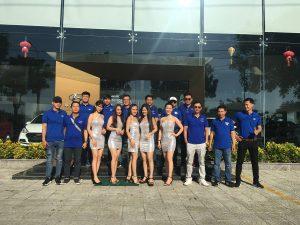 Hyundai Sơn Trà tổ chức thành công chương trình Roadshows ngày 18.05.2019