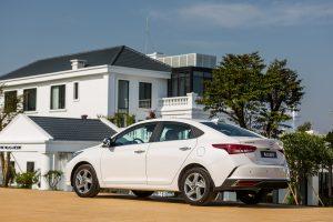 Lộ diện Hyundai Accent 2021 với trang bị khởi động từ xa